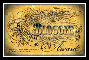 Very Inspiring Blogger logo